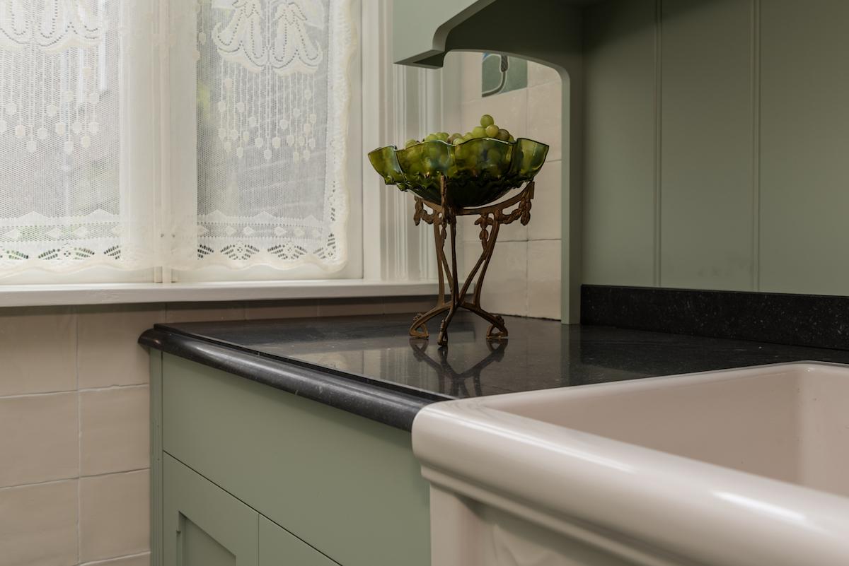 Wonderbaarlijk Art Nouveau keuken – Harry Westhoeve ID-23