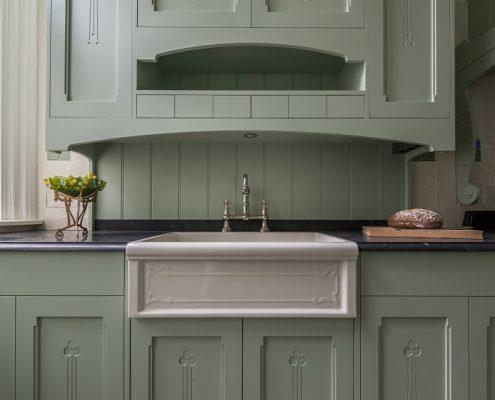 Betere Art Nouveau keuken – Harry Westhoeve VM-93