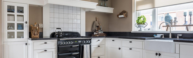 Handgemaakte keukens harry westhoeve for Zelf keuken samenstellen