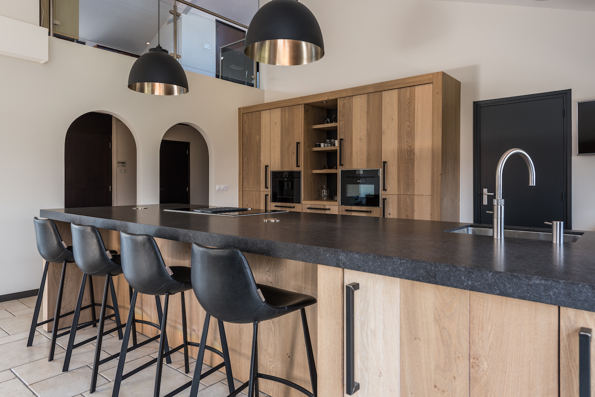 Stoere Keuken Grey : Stoere keuken van eikenhouten u2013 harry westhoeve